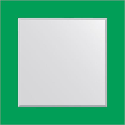 Зеркало для ванной на цветном основании 70x70см FBS CZ 0608