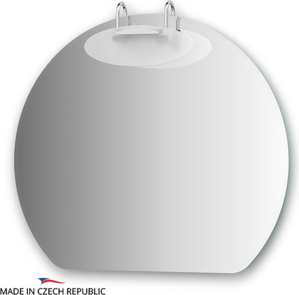 Зеркало со светильником 80x70см, Ellux MOD-B1 0024