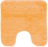 Коврик для туалета Spirella Gobi, 55x55см, полиэстер/микрофибра, оранжевый 1012529