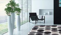 Коврик для ванной 60x100см серый Grund AGARTI 3618.16.040