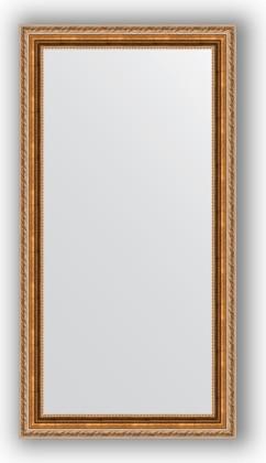 Зеркало в багетной раме 55x105см версаль бронза 64мм Evoform BY 3079
