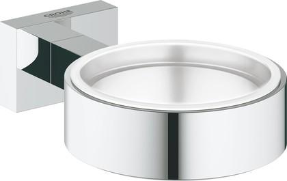 Держатель аксессуаров Grohe Essentials Cube настенный, хром 40508001