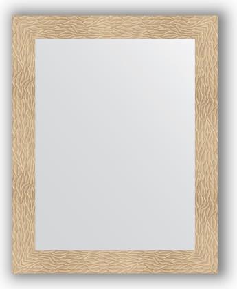 Зеркало в багетной раме 80x100см золотые дюны 90мм Evoform BY 3277