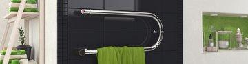 Полотенцесушитель электрический 220x500 Стилье U-образный 00501-2250