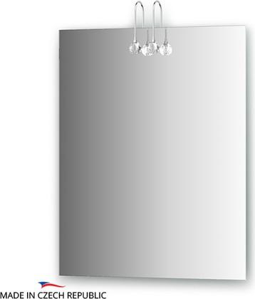 Зеркало 60x75см со светильниками Ellux CRY-C2 0207