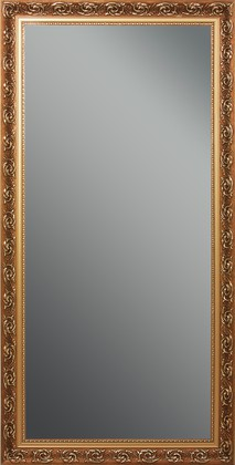 Зеркало 50х100см в золотой стилизованной раме Dubiel Vitrum 5905241000015