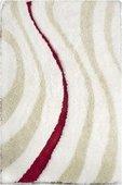 Коврик для ванной 60x100см белый Grund Jazz 2052.16.032