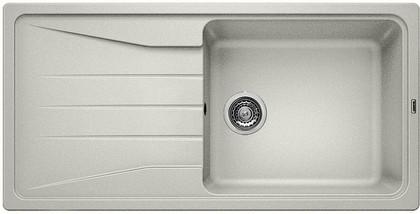 Кухонная мойка оборачиваемая с крылом, гранит, жемчужный Blanco SONA XL 6 S 519695