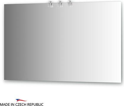Зеркало со светильниками 120x75см Ellux ART-B3 0215