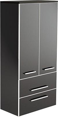 Verona AREA Шкаф средний подвесной, ширина 60см, 2 дверцы и 2 ящика, артикул AR401