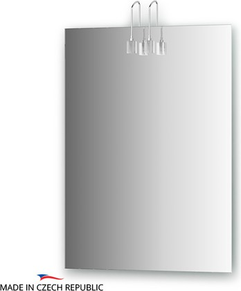 Зеркало со светильниками 55х75см Ellux ART-A2 0206