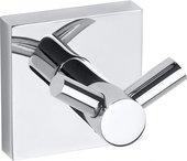 Крючок для ванной Bemeta Beta двойной, хром 132106032