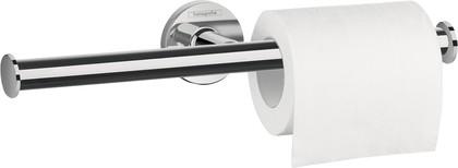 Держатель запасного рулона туалетной бумаги Hansgrohe Logis Universal двойной, хром 41717000