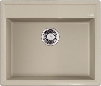 Кухонная мойка Omoikiri Daisen 60-SA, искусственный гранит, бежевый 4993623