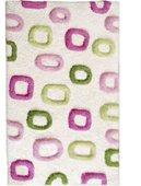 Коврик для ванной хлопковый 50x80см Spirella Vision 4006915