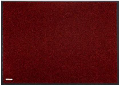 Коврик придверный 50x70см для помещения красный, полиамид Golze Broadway 1680-40-001-11