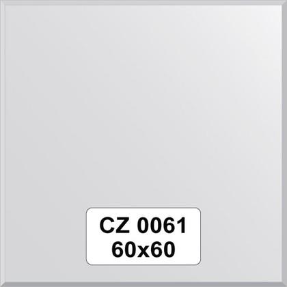 Зеркало для ванной 60x60см с фацетом 10мм FBS CZ 0061