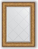 Зеркало Evoform Exclusive-G 540x710 с гравировкой, в багетной раме 73мм, медный эльдорадо BY 4008