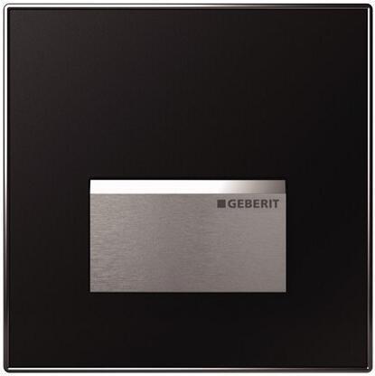 Пневматическая система управления смывом для писсуара, рама чёрная Geberit Sigma50 116.016.DW.5