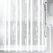 Штора для ванной Spirella Painting, 180x200см, полиэтилен, прозрачный 1020148