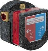 Внутренняя часть электронного смесителя для умывальника, питание от батарейки Kludi ZENTA 38002