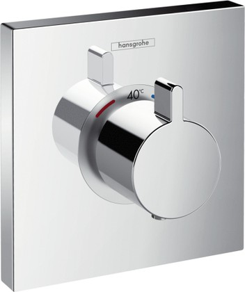 Наружная часть термостата Highflow, хром Hansgrohe ShowerSelect 15760000