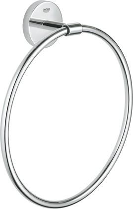 Держатель для полотенец Grohe Bau Cosmopolitan, кольцо, хром 40460001