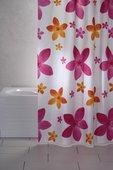 Штора для ванной Grund Dafne, 180x200см, текстиль, мультиколор 2120.98.0098