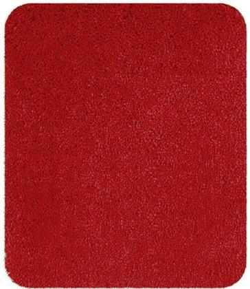 Коврик для ванной 55x65см красный Spirella HIGHLAND 1013072
