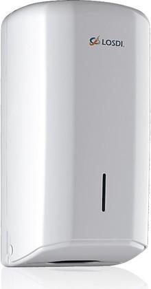 Держатель туалетной бумаги настенный LOSDI CP-0201B-L