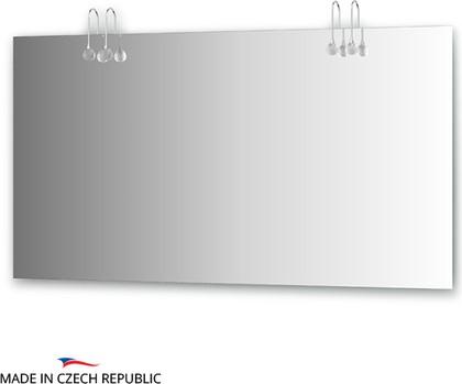 Зеркало 140х75см со светильниками Ellux CRY-A4 0217