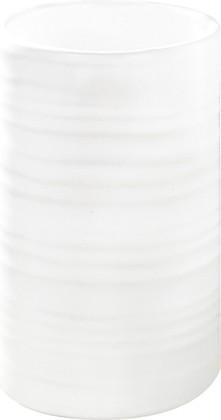 Стакан керамика, белый Kleine Wolke Sahara 5046100852