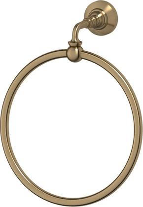 Держатель для полотенец 3SC, кольцо, античная бронза STI 510
