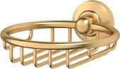 Мыльница-решётка матовое золото 3SC STI 306