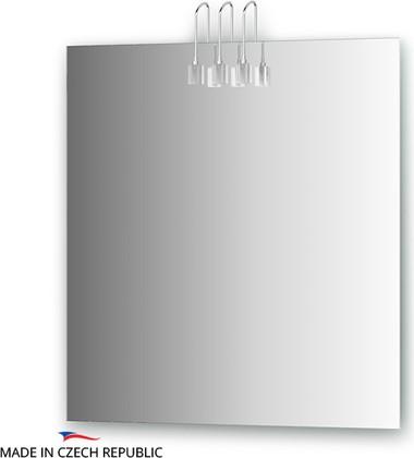 Зеркало со светильниками 70x75см Ellux ART-A3 0209