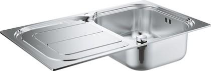 Кухонная мойка Grohe K300, оборачиваемая, нерж. сталь 31563SD0