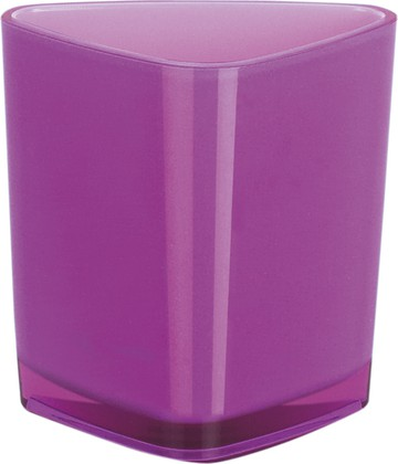 Стаканчик для зубных щёток, фиолетовый Spirella TRIX ACRYLIC 1015483