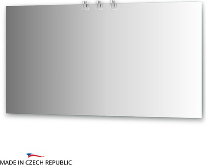 Зеркало со светильниками 140x75см Ellux ART-B3 0217