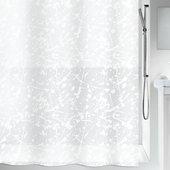 Штора для ванной Spirella Bang, 180x200см, полиэтилен, белый 1019134