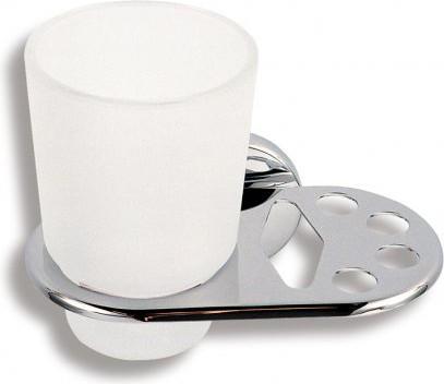 Держатель стакана и зубных щёток Novaservis 6149.0