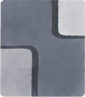 Коврик для ванной 55x65см серый Spirella BOND 1011923