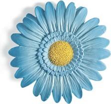 Декор для ванной голубой, 2шт Spirella GERBERA 1042991