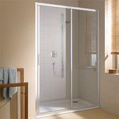 Душевая дверь Kermi Cada XS CK G2R, 110см, дверь слева, прозрачное стекло CKG2R11020VPK