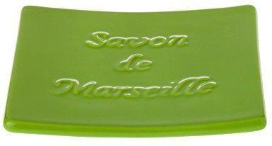 Мыльница керамическая киви Spirella Savon De Marseille 4007259