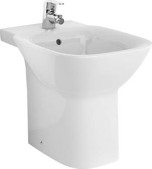 Керамическое напольное биде 355 х 540 мм, белое Roca DEBBA 355994000