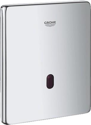 ИК привод смыва для писсуара, хром Grohe TECTRON Skate 37321001