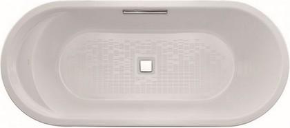 Овальная чугунная ванна 170x75см, Antislip Jacob Delafon LOVEE CE9286-00