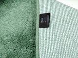 Коврик для туалета Grund Tiffany, 60x50см, полиакрил, мятный b22106166