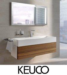 Для Keuсo эстетичное оформление ванной комнаты вполне естественно