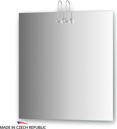 Зеркало 70x75см со светильниками Ellux CRY-A2 0209
